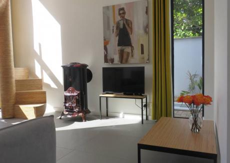 Cape white villa - Duplex suite