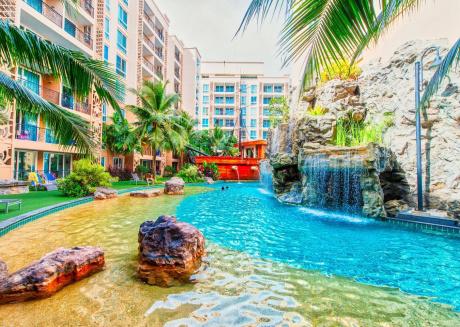 601 Athena Atlantis Resort 5 star WaterPark with kids playground