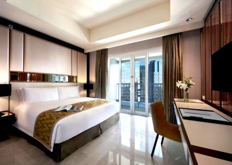 1br Residence Suite at The Ritz Carlton Pacific Place Include Breakfast