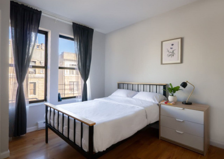 Amazing private room!!!near subway & Central Park2