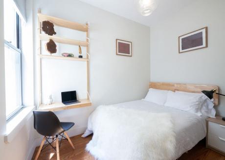 Private cozy room in Bushwick / full-size bed