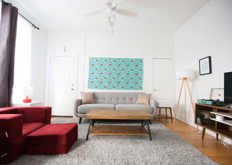 Lovely Logan Square Gem - 3bd w/ Parking and Yard!