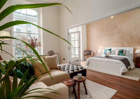 Modern Gloucester Terrace Apartment - LRU