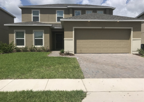 Fabulous brand new 4 bed home near to Disney