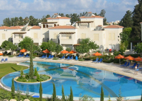 Two Bedroom Poolside Villa Hesperides Gardens Paphos Cyprus
