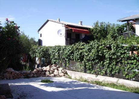 Ferienwohnung 4834-3 für 4 Pers. in Ždrelac