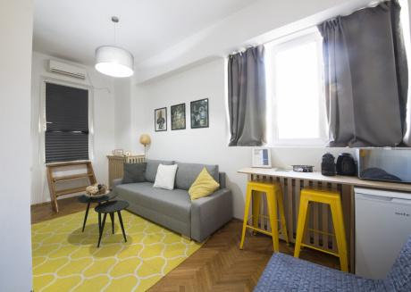Y Olala Unirii Center Apartment 8.24