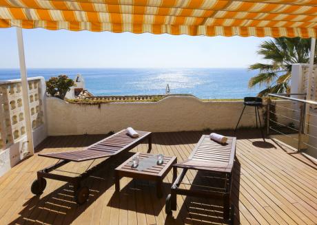 FRONTSEA Adosado con vista panoramica al Mar, Play