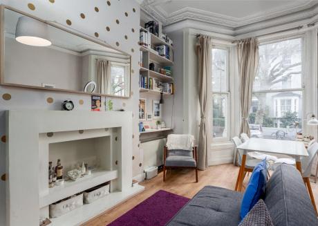 Stylish Studio Flat in Hammersmith - NNG