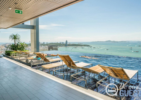 Amazing condo in the heart of Pattaya