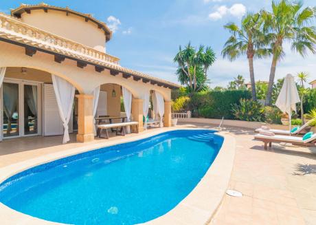 CASA BEL - Villa for 6 people in Son Serra De Marina.