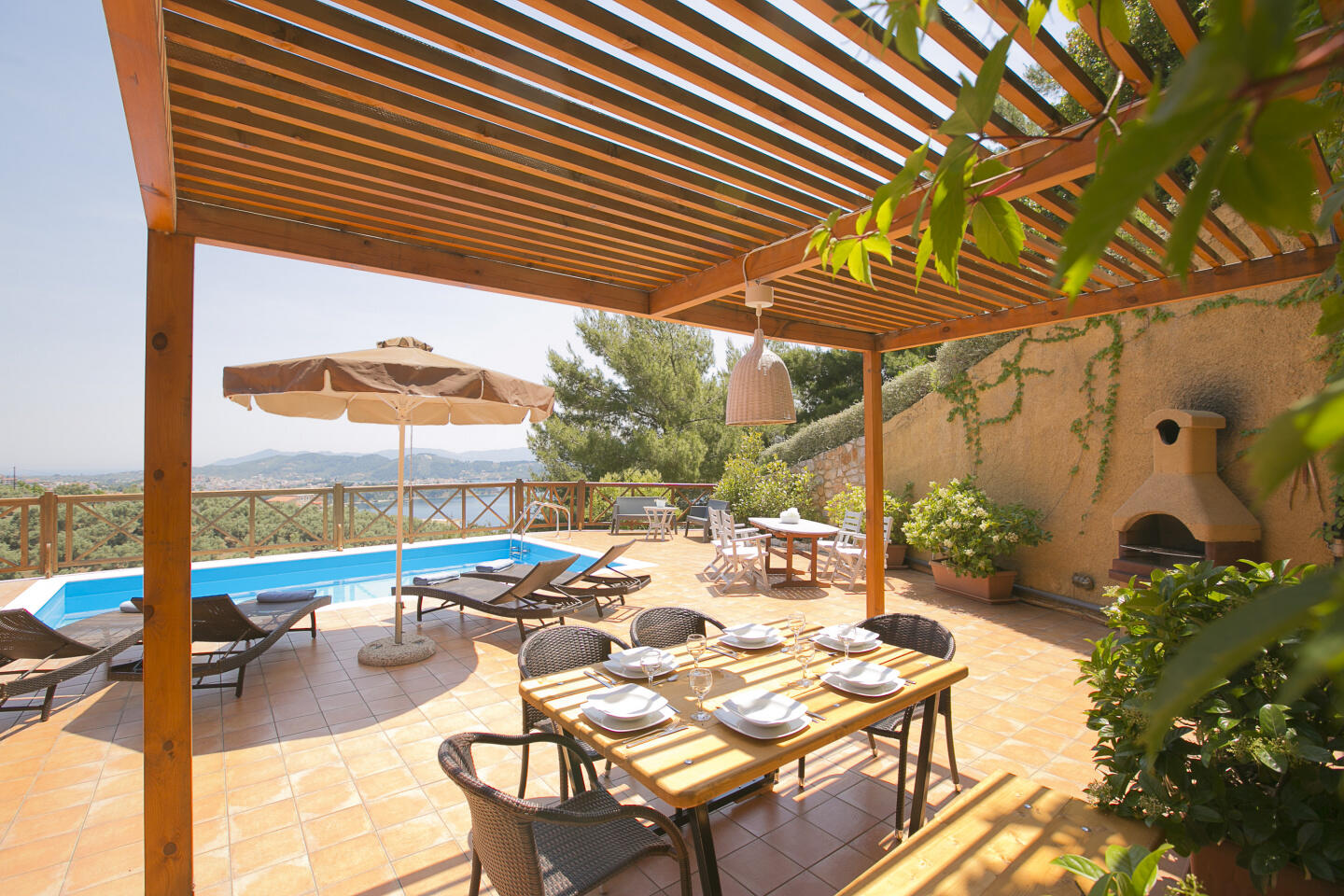 Europa,2br,2bth Villa With Private Pool And Stu... Slide-2