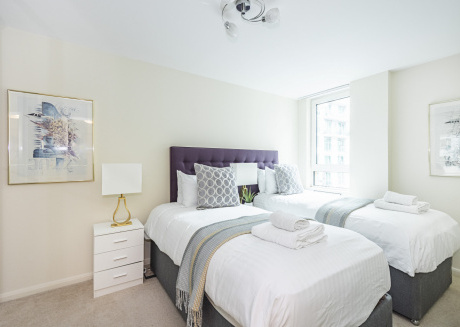 Beautiful Near River-side 2br Vauxhall Apartment Free Wifi