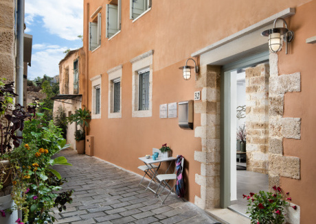 Boutique Home E. M. Old Town Chania