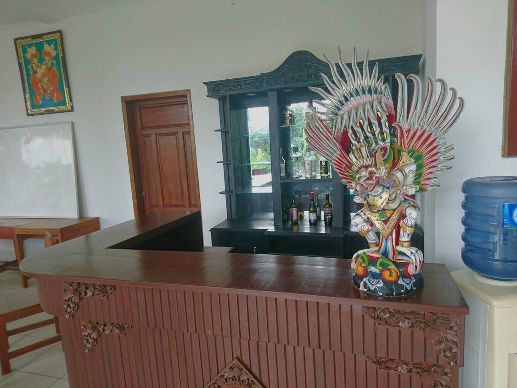Rive Ubud Hotel 2 beds Room Mountain View Slide-3