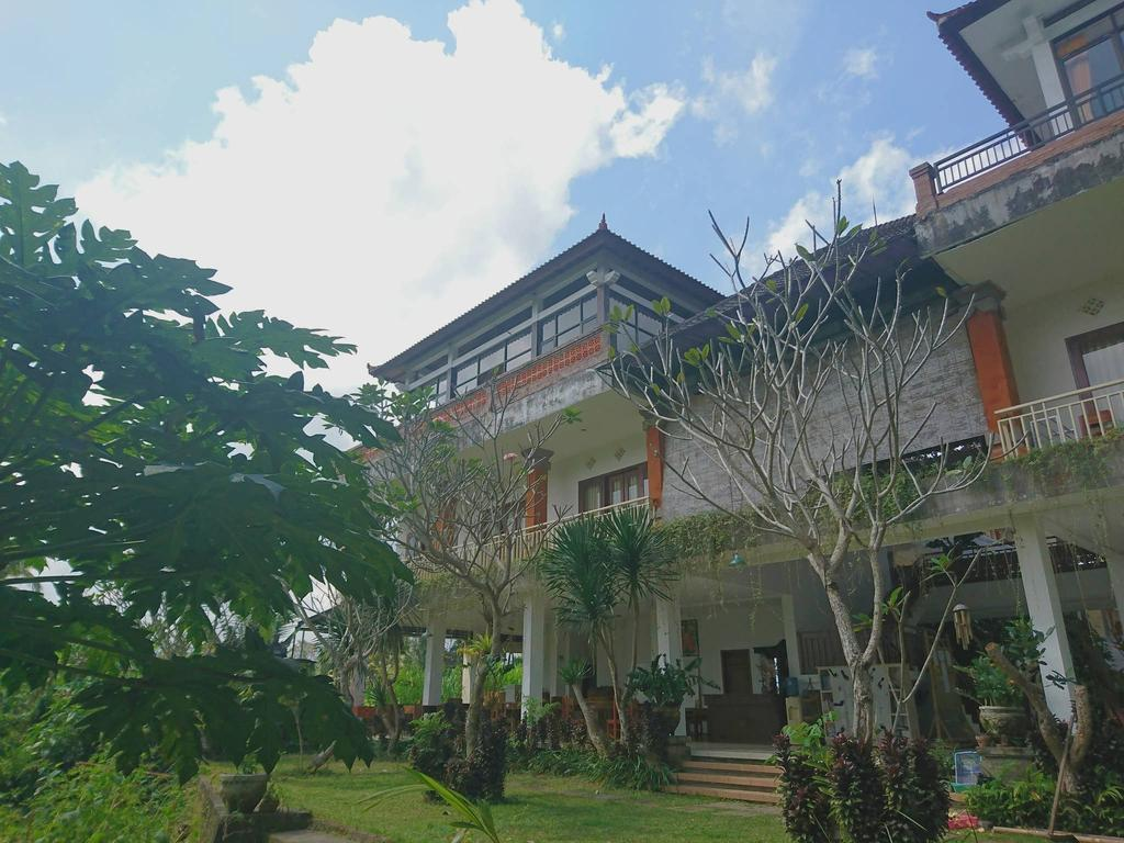 Rive Ubud Hotel 2 beds Room Mountain View Slide-1