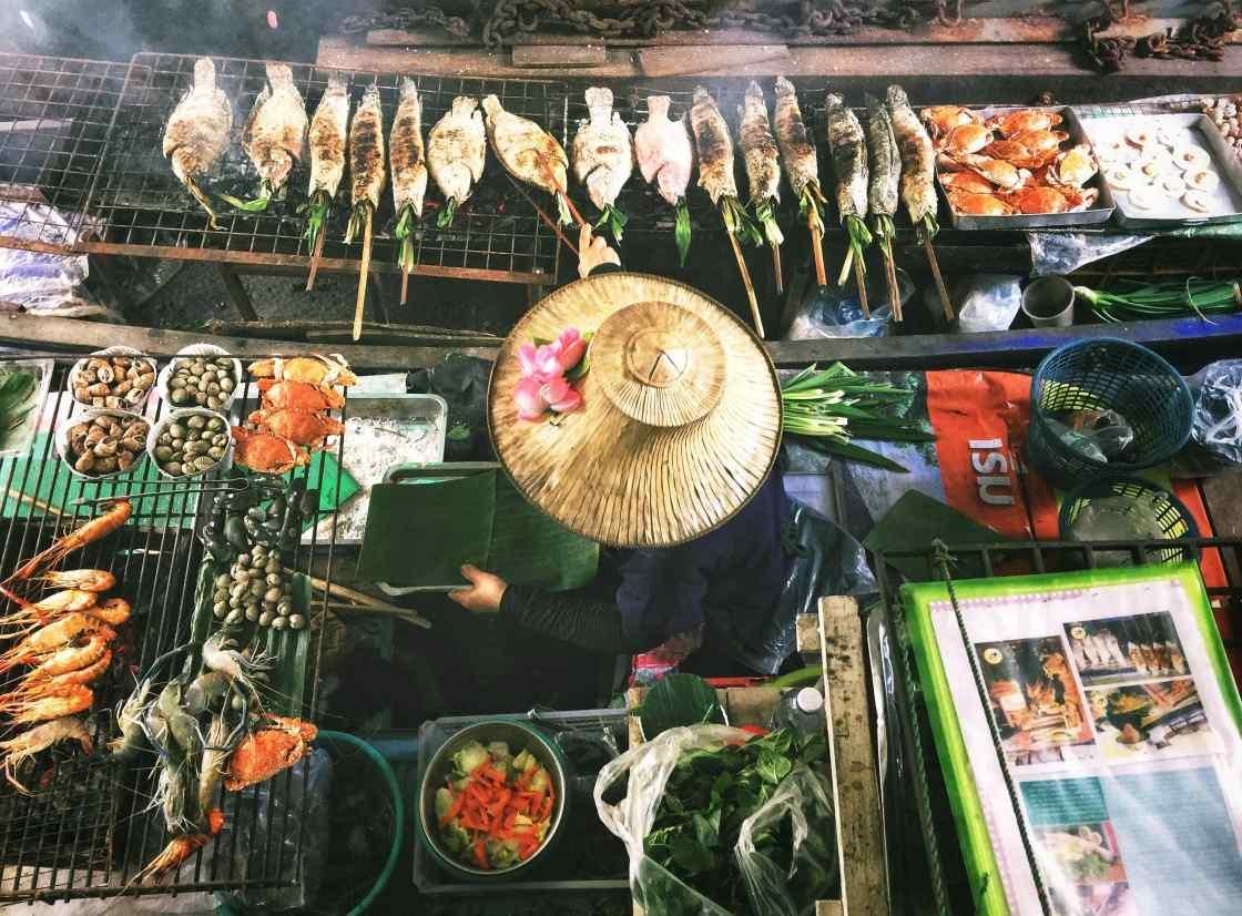 Bangkok background image