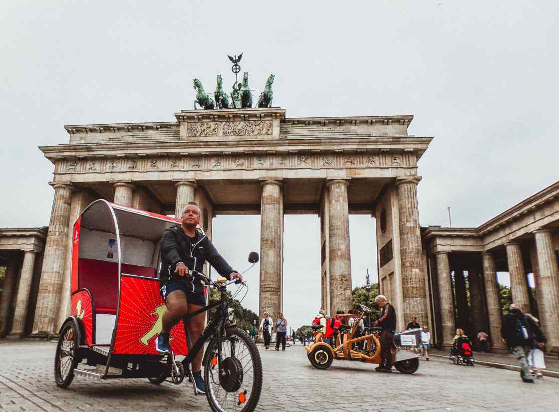 Berlin background image