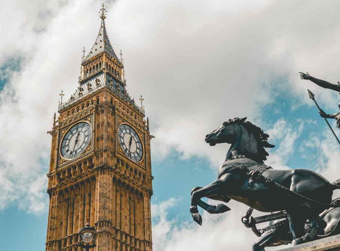 London background image