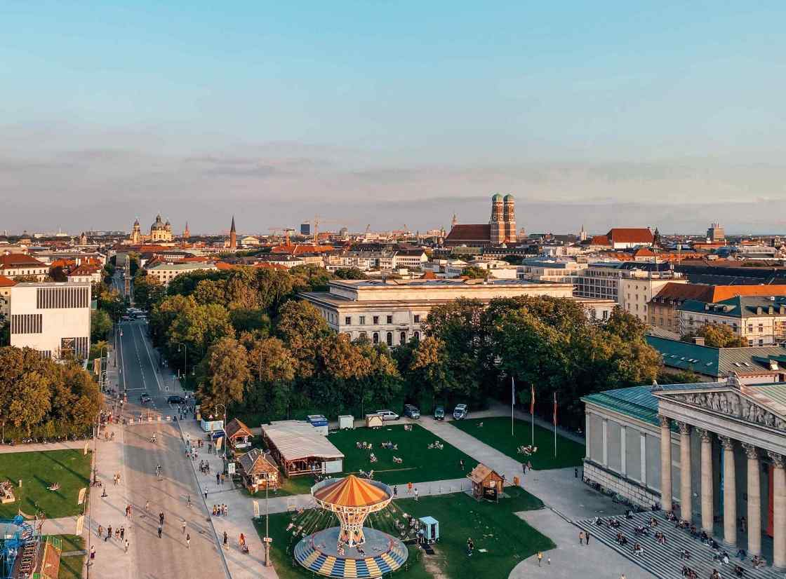 Munich background image