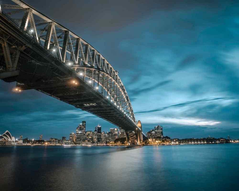 Sydney background image